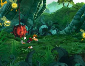 Rayman Origins - Ubisoft ©