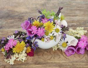 Idée de réalisation florale pour la fête des mères