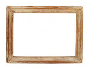 Réalisation d'un cadre en bois