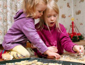 Recettes de Noël à faire avec les enfants
