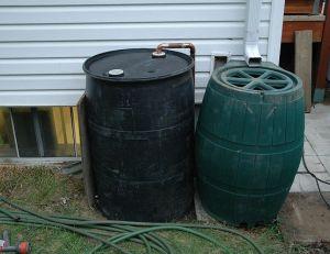 Récupérer l'eau de pluie : infos pratiques (budget, comparatif) © elecnix / Flickr