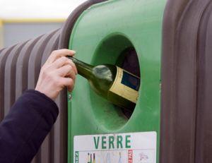 Recyclage du verre