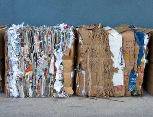 Le recyclage du papier et du carton