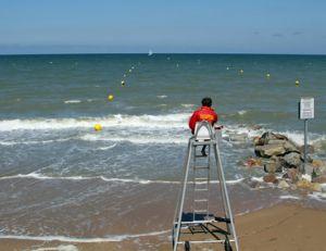 Réglementation des plages