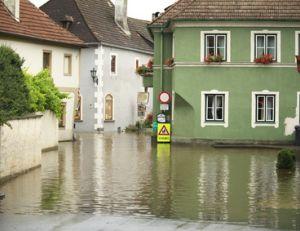 Remettre en état une maison inondée