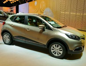 Renault Captur - iStockPhoto
