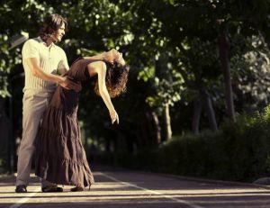 Rendez-vous entre danseurs