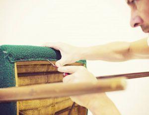 Restaurer d'anciennes chaises