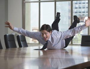 Le moment ne serait-il pas venu de planer et décompresser... au bureau ?