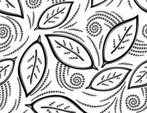 Tissu pour rideaux scandinaves