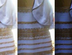 Outre la variation artificielle de la balance des couleurs, notre cerveau permettrait d'expliquer les différences perçues d'un sujet à l'autre