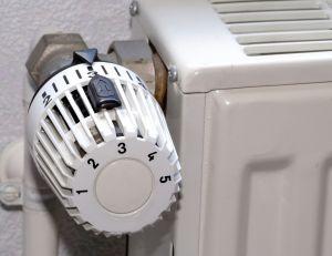 Un robinet thermostatique