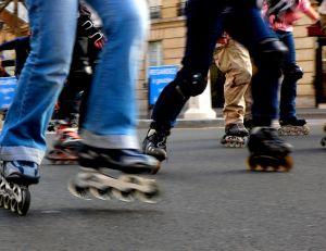 Comment pratiquer le roller en ville ?