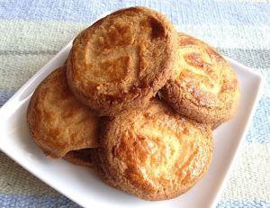 Recette des sablés bretons au beurre salé