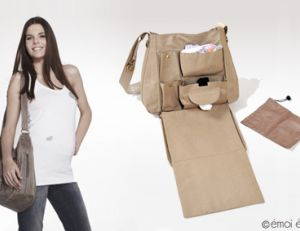Choisir un sac à langer © émoi émoi