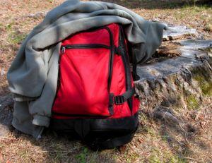 Le sac du routard