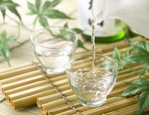 Recette du saké japonais