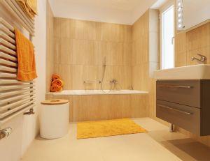 Une salle de bain doit être bien chauffée et bien aérée