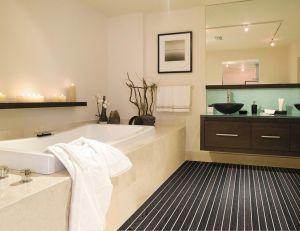 Aménager une salle de bain design