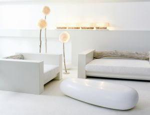Un salon design