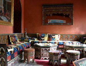 Réaliser un salon oriental