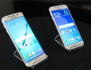 Samsung Galaxy S6 et Galaxy S6 Edge
