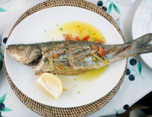 Sauce vierge pour poissons