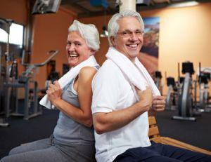 Faire du sport à 60 ans