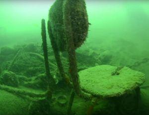 Aperçu de la vidéo diffusée par Sea Shepherd pour dénoncer la pollution du port de Marseille - copyright Sea Shepherd