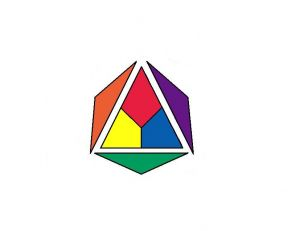 Les couleurs secondaires : vert, violet et orange