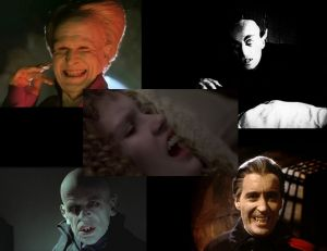 Les meilleurs films de vampires © Prana-Film - Hammer - Columbia P. - Geffen - Herzog Prod