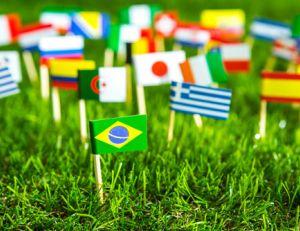Compétitions internationales en sélection