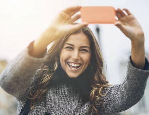 Et si le selfie permettait prochainement de valider un achat à l'instar de la reconnaissance digitale ?
