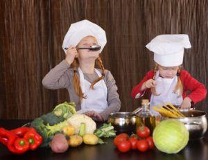 Sensibiliser ses enfants à l'alimentation