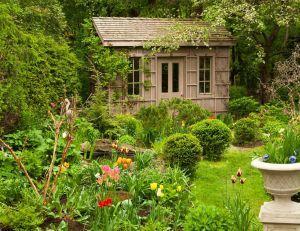 """""""She Shed"""" : un boudoir pour les femmes au fond du jardin"""