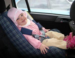 Choisir un siège auto bébé