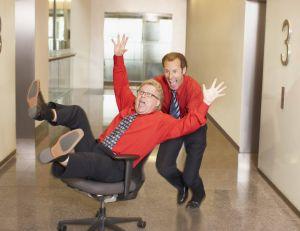 De la productivité du siège de bureau ?