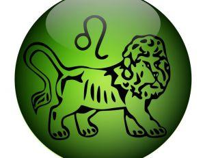 Le lion, signe du zodiaque