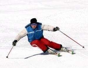 Skier sans se blesser