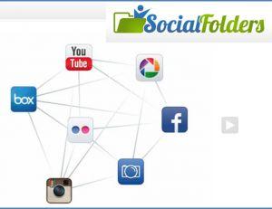 SocialFolders, logiciel de synchronisation de données