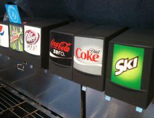 Parce que les sodas accentuent de 50 % le risque de stéatose hépatique, leur consommation peut déboucher sur une cirrhose ou un cancer du foie - copyright tom conder / Flickr CC.