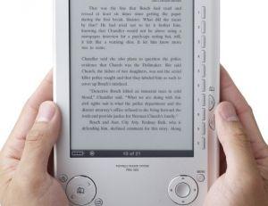 Livre électronique Sony Reader