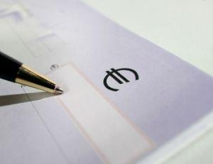 Sortir du fichier central des chèques