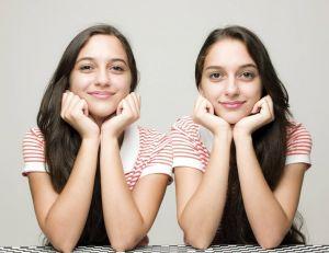 Seuls les jumeaux monozygotes sont de vrais sosies