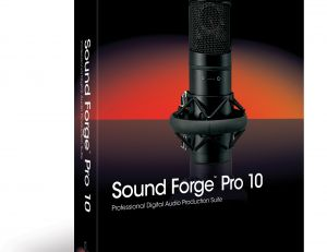 Sound Forge - Sony ©