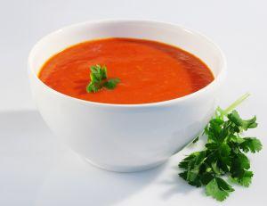 Recette de la soupe à la tomate