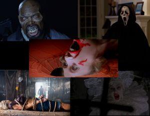 Les sous-genres de l'horreur © UP - Dimensions Films - Seda - T&D - CB
