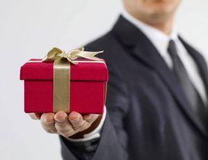 Spécial fin d'année : le régime légal des cadeaux d'entreprise