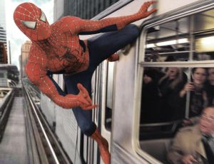 Spiderman 2 © Columbia Pictures