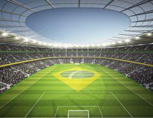 Les 12 stades de la Coupe du monde 2014